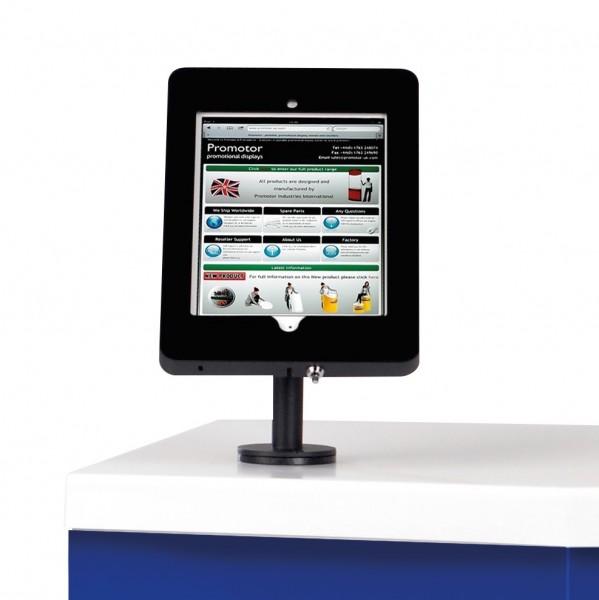 Thekenplatte 'Strong' inkl. Halter iPad Promotor Action