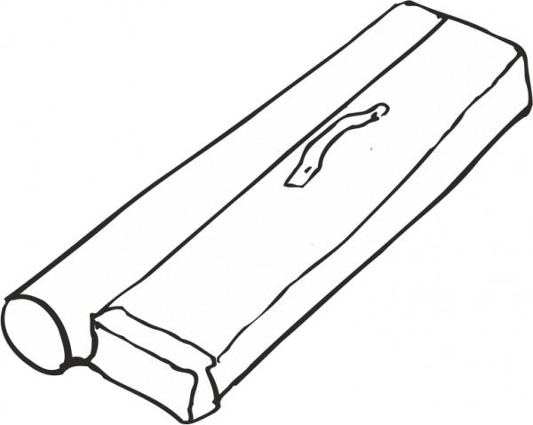 Tasche für Thekendruck + Magnetschienen