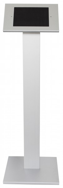Bodenaufsteller iPad padline silber