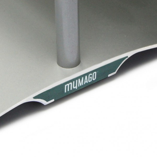 Individualisierung für Bannerdisplay mobil myMAGO stand up