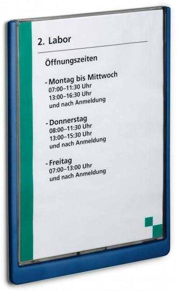 Infotafel / Wegweiser CLICK SIGN