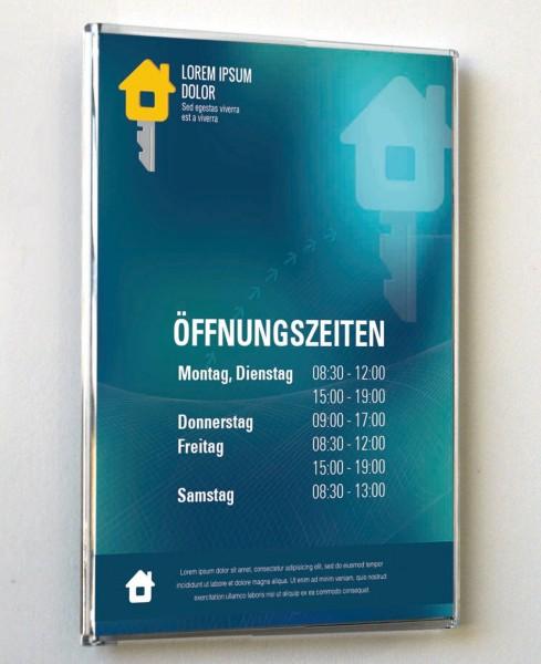 Infotafel / Wegweiser smartquick