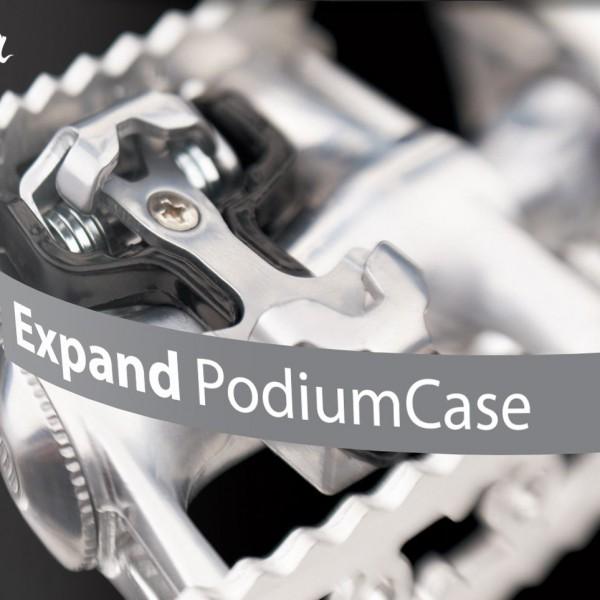 Druck für Koffertheke Expand PodiumCase / PodiumCase XL