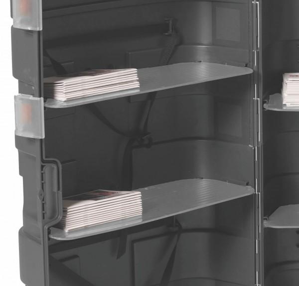 Einlegeböden für Koffertheke Expand PodiumCase / PodiumCase XL