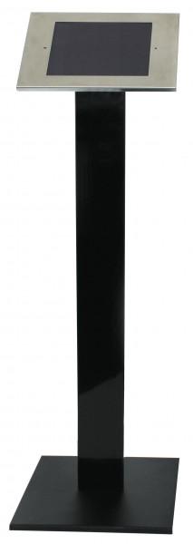 Bodenaufsteller iPad padline schwarz