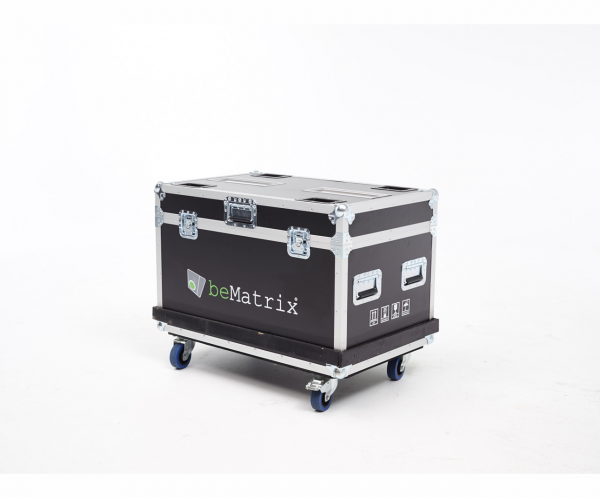 Flightcase für beMatrix LEDskin®