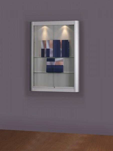 Wandvitrine 150 / 250 Design beleuchtet Decke