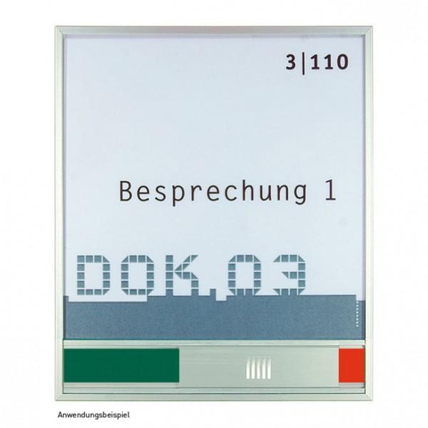 Türschild NEW AGE Frei- / Besetzt
