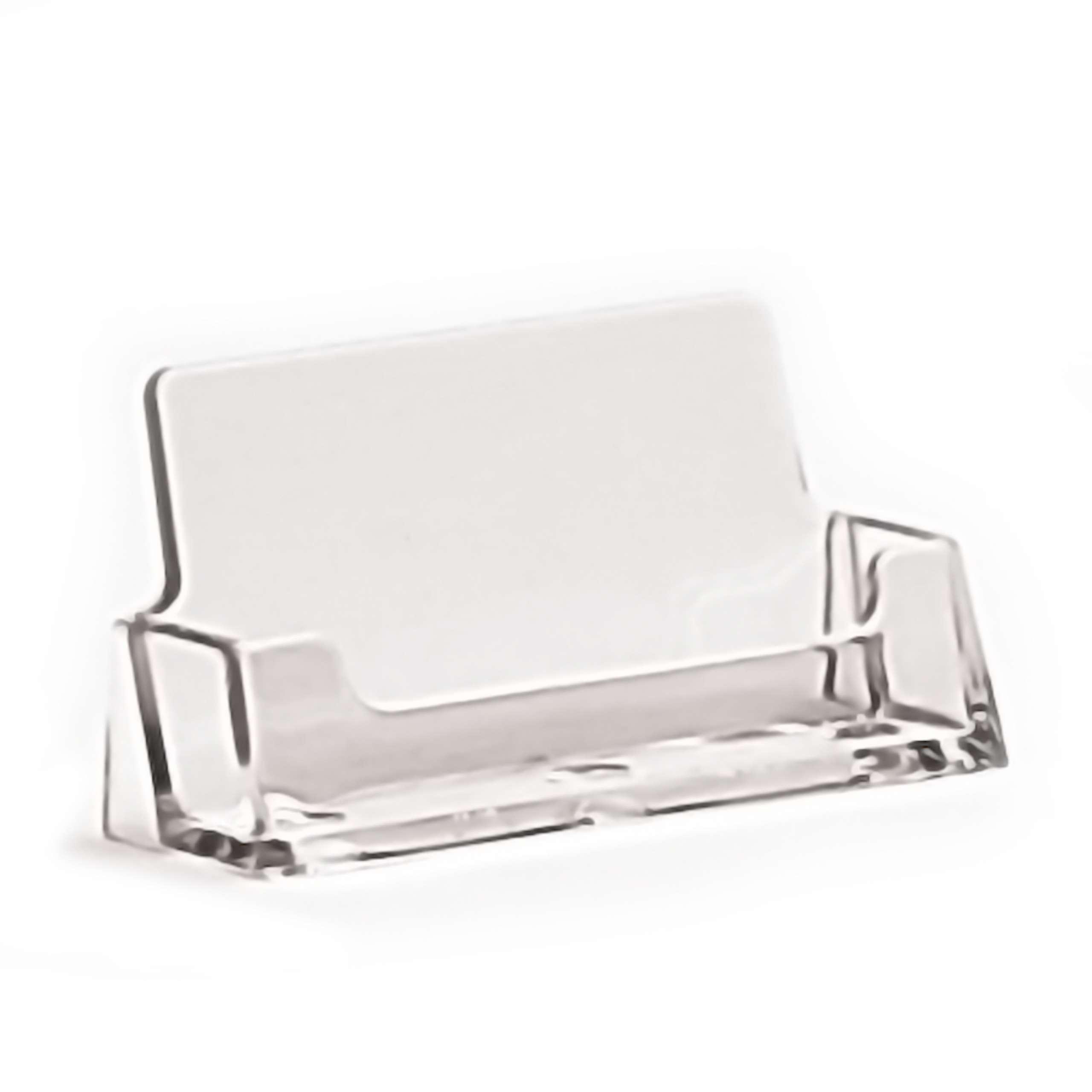 Visitenkartenhalter Theke Tisch 1fach Adforyou Online Shop