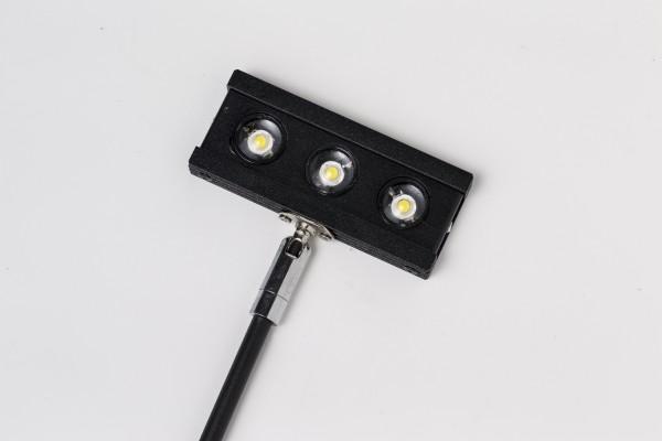 Strahler LED für RollUp und Bannerdisplays I